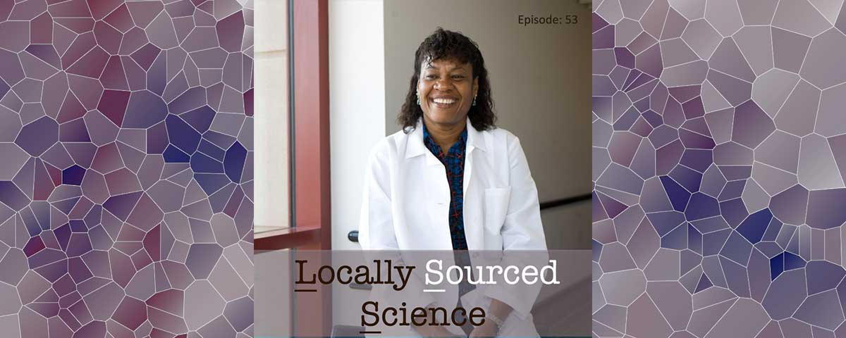 Episode 53 Locally Sourced Science