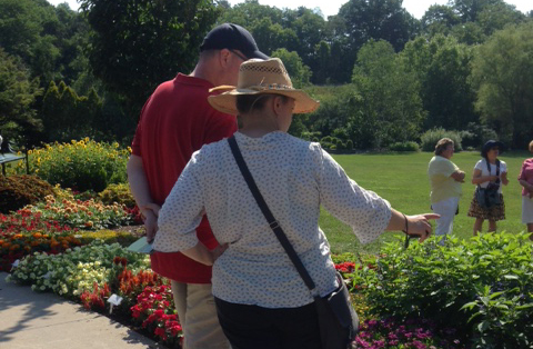 Annual Trials Cornell Botanic gardens